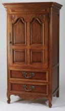 French Provincial style cabinet, by Century