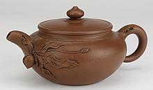 Early 20th c. Chinese Yixing Zisha teapot
