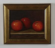 Group of three 20th c. works of art