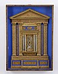 Early 20th c. Italian Catholic reliquary