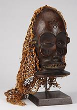 Pwo mask, Chokwe, Angola