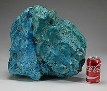 Large turquoise specimen, 14