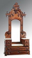 19th c. dresser attributed to Thomas Brooks