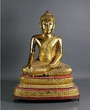 Buddha (Thailand/Burma, 18./19.Jh.)