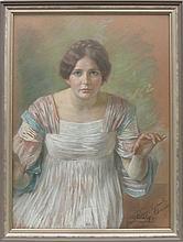 Wagner-Grosch, Clara (1863 Karlsruhe - 1932 Locarno)