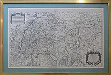 Große Schwaben-Karte (17.Jh.)