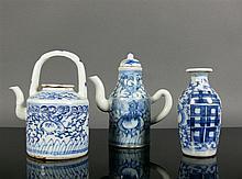 3 Teile China