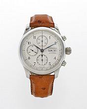 Longines, Swissair exclusive n°2, montre chronogra