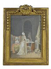 Jean-Baptiste Mallet (1759-1835)    Femmes