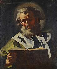 Ecole italienne XVIIe, suiveur de Francesco Solime