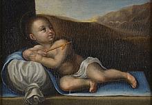Ecole italienne début XVIIIe s    Saint Je