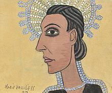 Marie Vassilieff (1884-1957)    Profil de