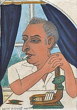 Marie Vassilieff (1884-1957)    Portrait d