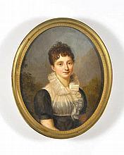 Firmin Massot (1766-1849), Sara de Tournes (1766-1853) Genève circa 1805 hu