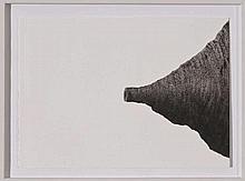 Pascal Liengme (1956)  Dessin  fusain sur papier, 2009 25x35 cm