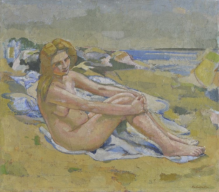 Gabriel Eduard Haberjahn (1890-1956)
