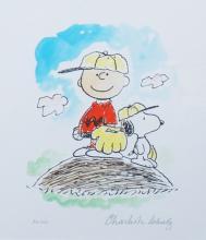 Peanuts Animation Art,