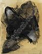 Santomaso Giuseppe: Senza titolo, 1960 Gouache H