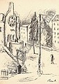 Auberjonois René: Buch. Enveloppes, 1943 20