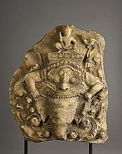Vishnu sur Banasbati.