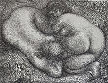 ARISTIDE MAILLOL Hand Signed Lithograph Nude French 1926
