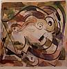 ALBERT GLEIZES Hand Signed Watercolour Cubism French 1951, Albert Gleizes, $8,000