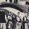 EQUIPO REALIDAD Jorge Ballester Joan Cardells Signed lithograph Spanish 1974
