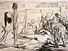MAX SLEVOGT Litho German Impressionism, Max Slevogt, $150