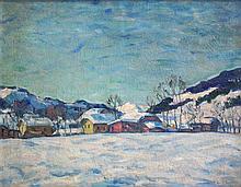 ARNOLD LAKHOVSKY Painting Russian Art