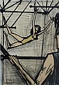BERNARD BUFFET French Hand Signed Lithograph