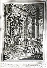 (Monde) - [ PRÉVOST, Antoine François [et alii].- Histoire générale des voy