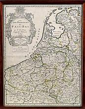 (Europe, Belgique & Pays-Bas) - DUVAL, Pierre.- Les XVII. Provinces des Pai