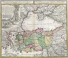 (Monde) - Antilles et diverses régions mondiales: 11 cartes et 5 vues. Tech