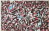 - TOBEY, Mark (1890-1976).- 3 compositions abstraites. Eaux-fortes (1 coule, Mark Tobey, €300