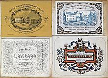 (Carte porcelaine) - 70 cartes porcelaine belges (sauf 2) et 25 photos. Gra