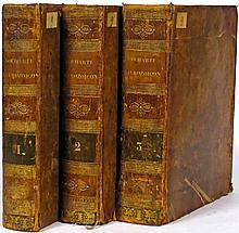 Bible - BOCHART, SAMUEL.- Hierozoicon sive De anim