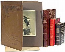Musées - 4 ouvrages d'inventaires de collections m