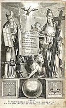 Bible - Biblia sacra. Dat is de geheele Heylighe S