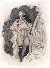 - ROPS, Félicien (Namur 1833-1898 près de Paris).-