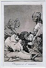 - GOYA y LUCIENTES, Francisco (1746-1828).-