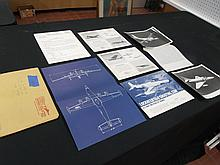 Lot of US Naval Aircraft including Photos and Fact Sheets