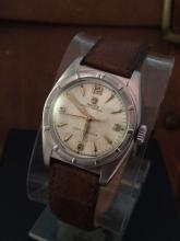 Rolex 6015 Oyster Perpetual Bubbleback Stainless Steel Automatic