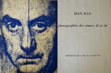 Catalogul expozi?iei Man Ray / Man Ray exhibition catalog