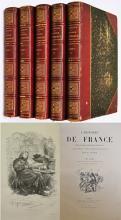M. Guizot   L'Histoire de France racontee / L'Histoire de France racontée