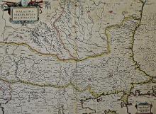 Walachia, Servia, Bulgaria, Romania / Walachia, Servia, Bulgaria, Romania - map