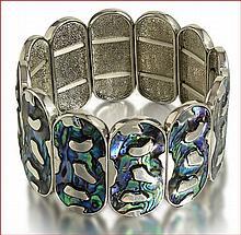 Paua (Abalone) Shell Bracelet