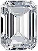 GIAEmerald Cut Diamond ,1.7ctw,I,SI2