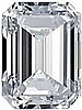 GIAEmerald Cut Diamond ,1.7ctw,I,SI2