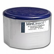 2012 5 oz Silver ATB Denali (10-coin MintDirect®)