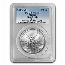 2013 1 oz Silver Eagles (20-Coin MintDirect® Tube)